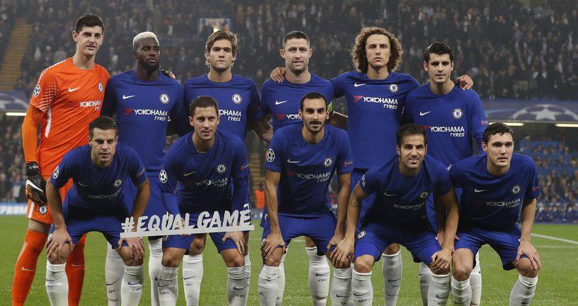 Momčad Chelseaja (Foto: AFP)
