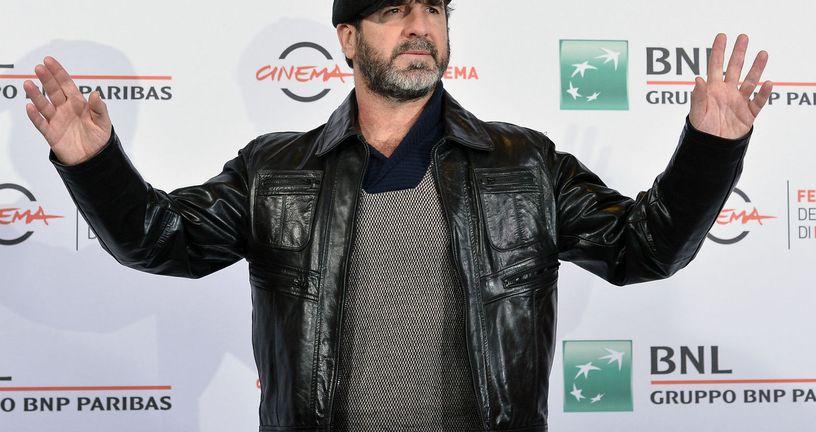 Eric Cantona (Foto: AFP)