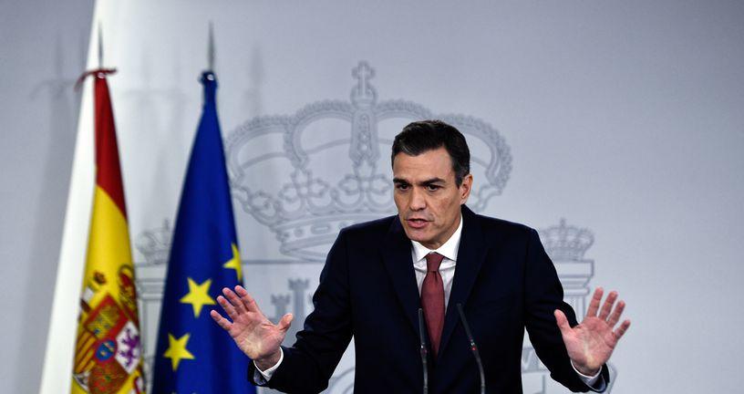 Španjolski premijer Pedro Sanchez (Foto: AFP)