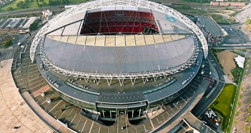 Stadion Wembley, London - 5