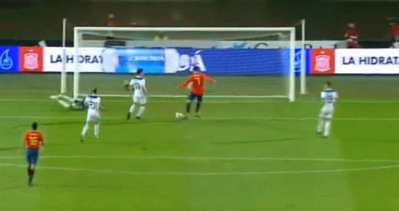 Alvaro Morata (Foto: Screenshot)