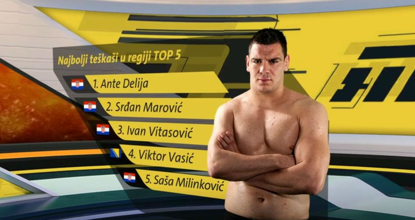 Top 5 teškaša u regiji (MMA Lucky Punch)