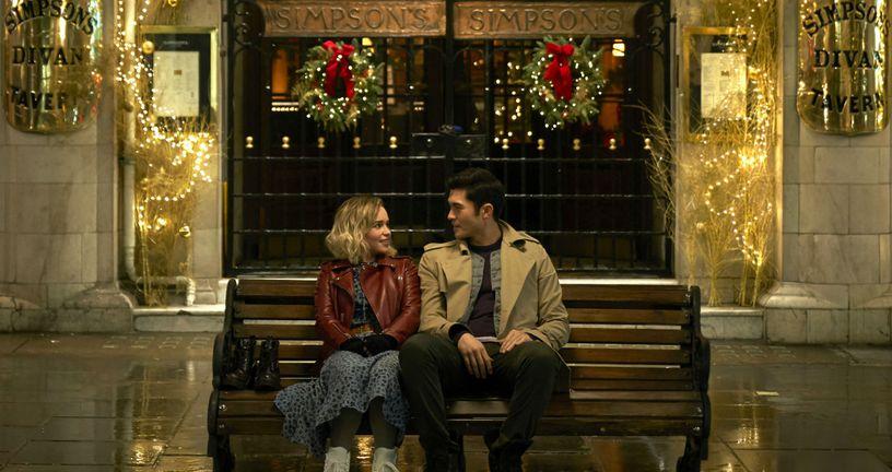 Film Last Christmas inspiriran je pjesmom Georgea Michaela