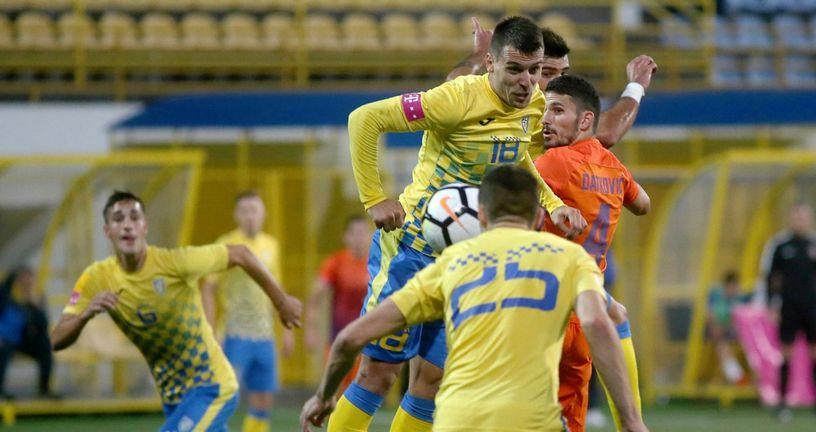 Inter Zaprešić - Lokomotiva (Foto: Dalibor Urukalović/PIXSELL)