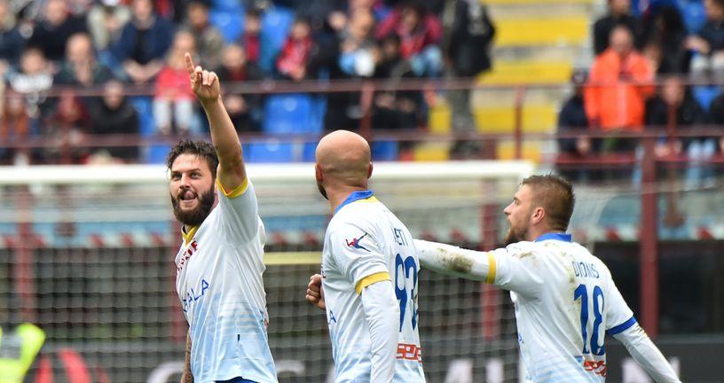 Igrači Frosinonea (Foto: AFP)