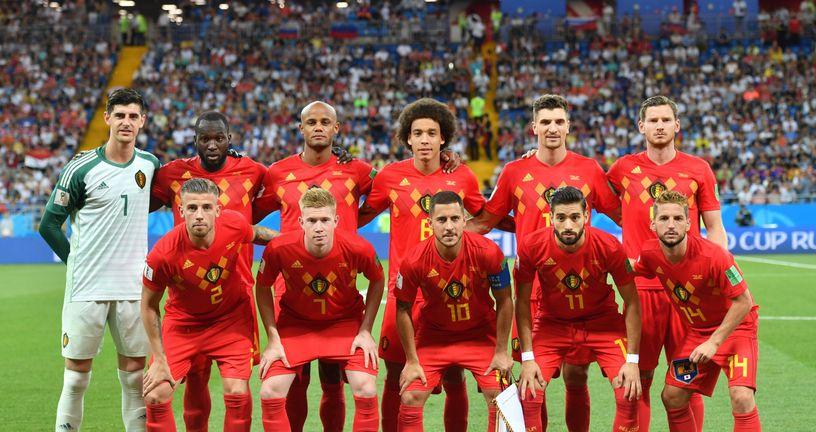 Reprezentacija Belgije (Foto: Frank Hoermann/DPA/PIXSELL)