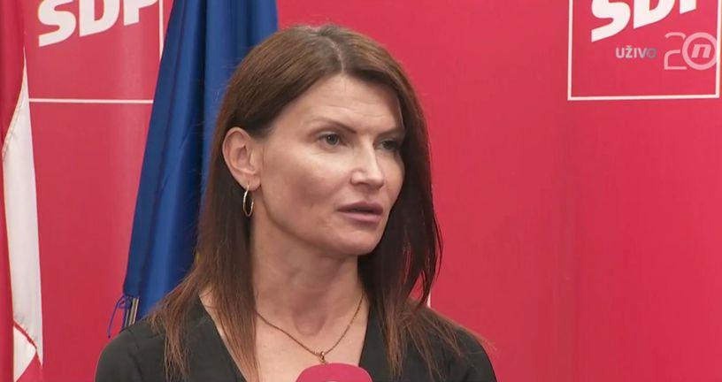 Sabina Glasovac (SDP)