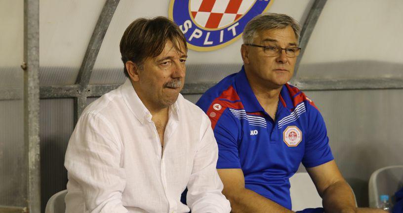 Zoran Vulić i Mladen Pralija (Foto: Ivo Čagalj/PIXSELL)