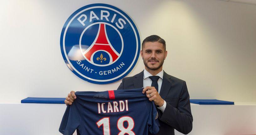 Mauro Icardi (Foto: Twitter/PSG)