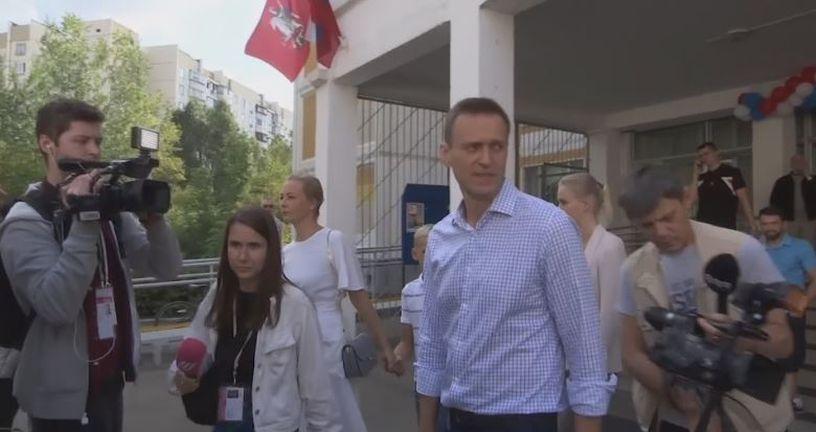 Aleksej Navaljni (Foto: Dnevnik.hr)
