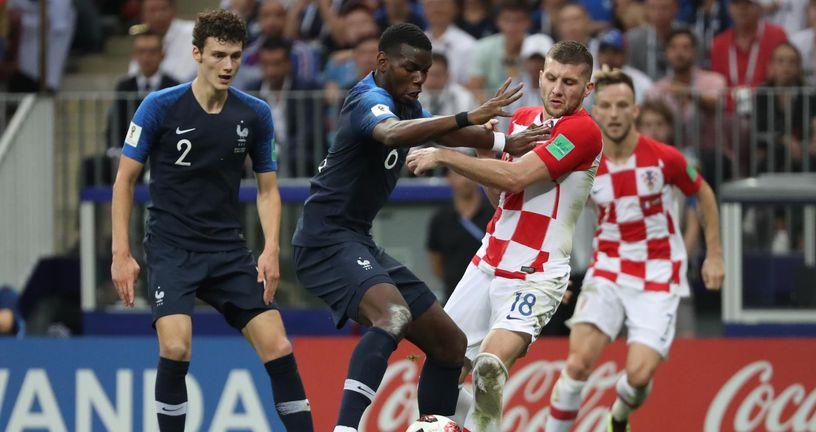 Finale SP-a 2018.: Francuska - Hrvatska (Foto: Igor Kralj/PIXSELL)