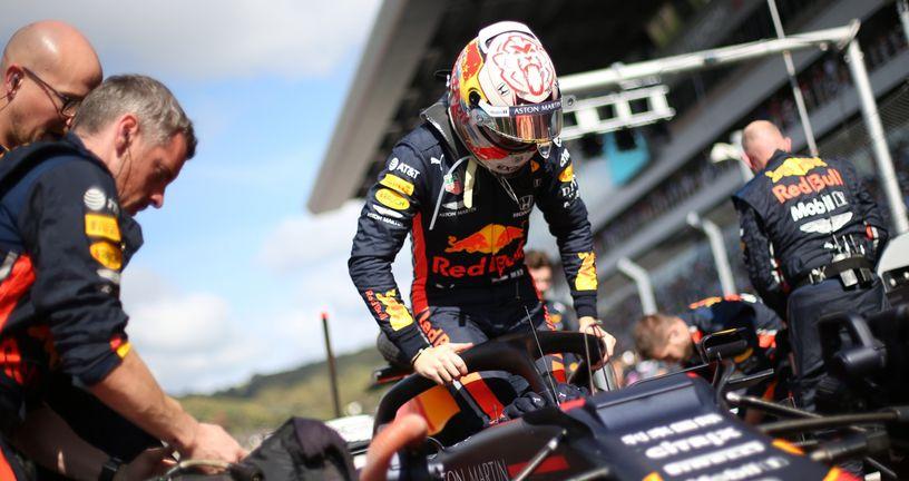 Max Verstappen (Foto: XPB/Press Association/PIXSELL)