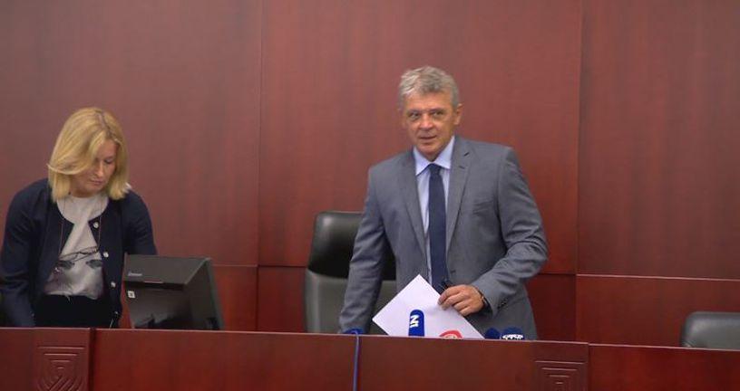 Dolazak Turudića na sud (Foto: Dnevnik.hr)
