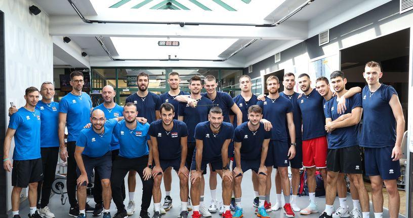 Hrvatska odbojkaška reprezentacija