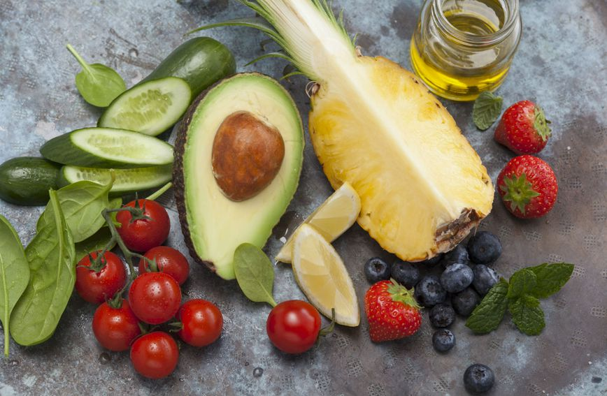 Prehrana bazirana na niskom glikemijskom indeksu bogata voćem i povrćem vrlo je zdrava