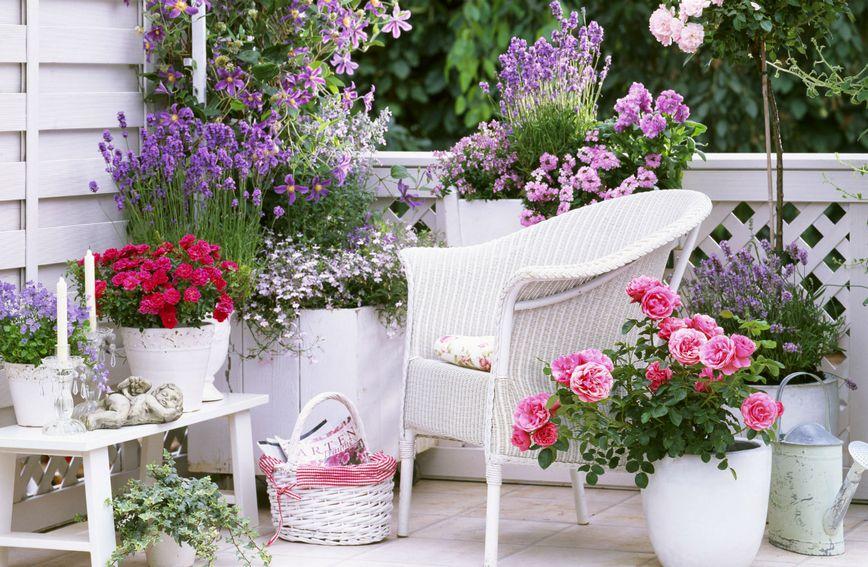 Pretvorite balkon u oazu mira