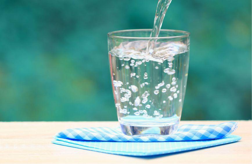 Mineralnu vodu ne biste trebali izbjegavati