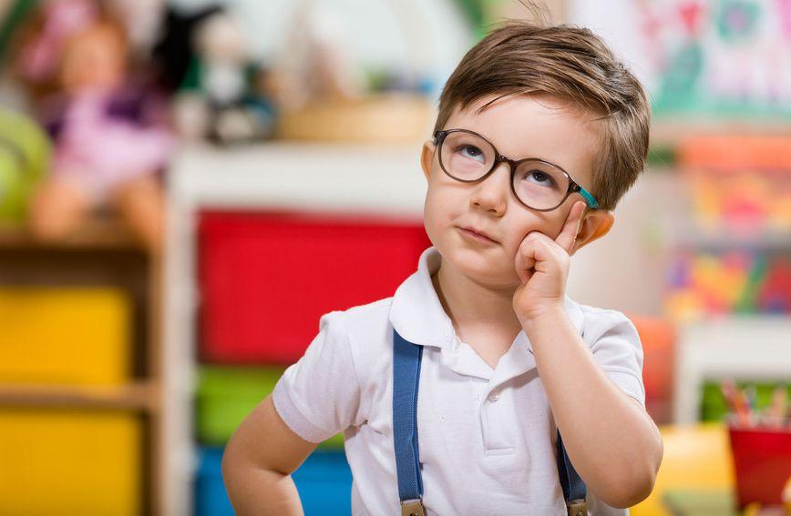 Djeca su znatiželjna, sve ih zanima i uvijek imaju puno pitanja