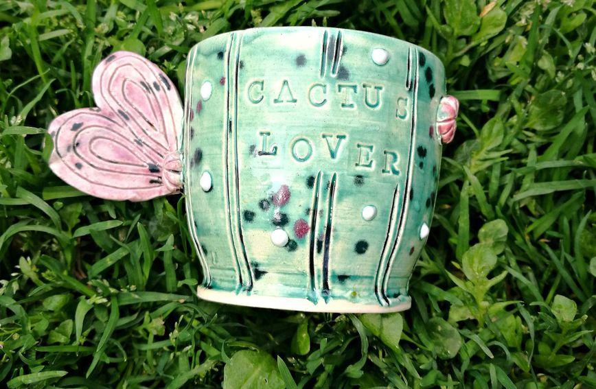 Brend Total Art iz Istre izrađuje unikatnu keramiku, a najveći hit su kaktus šalice