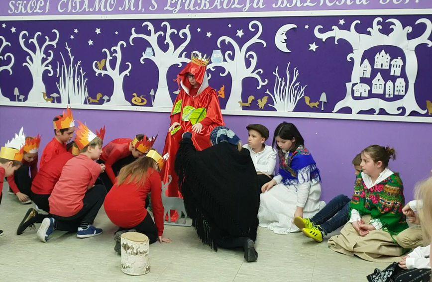 Osnovna škola Nikole Hribara čitav je projekt posvetila Ivani Brlić-Mažuranić - 1
