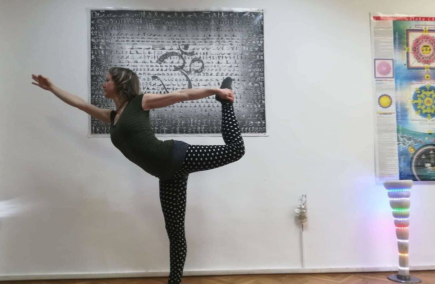 Potaknuta vlastitom pričom, Iva je pokrenula jogu za gluhe i nagluhe