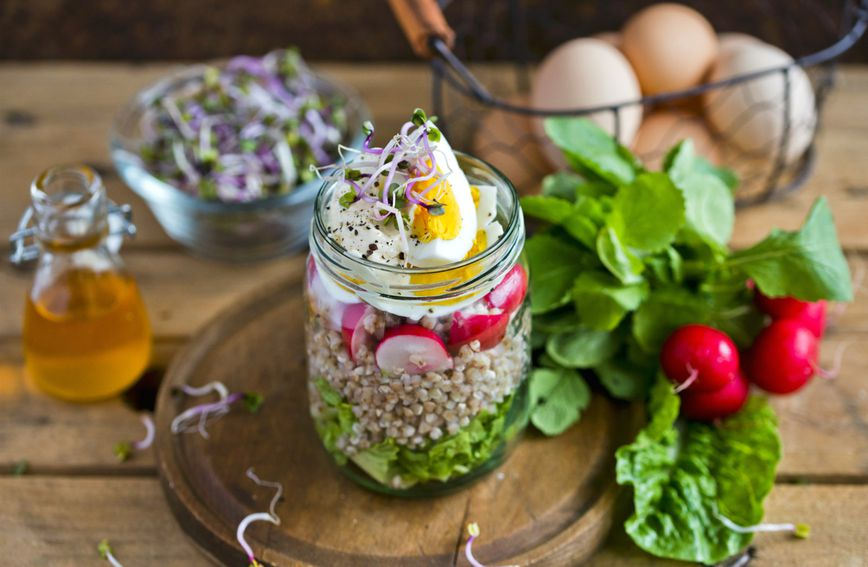 Fina proljetna salata