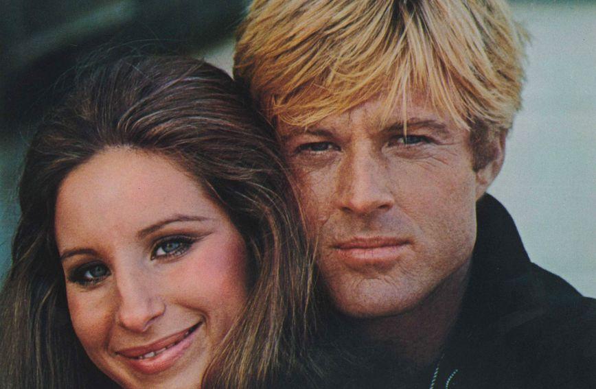 Barbra Streisand i Robert Redford glavni su likovi filma Djevojka koju sam volio