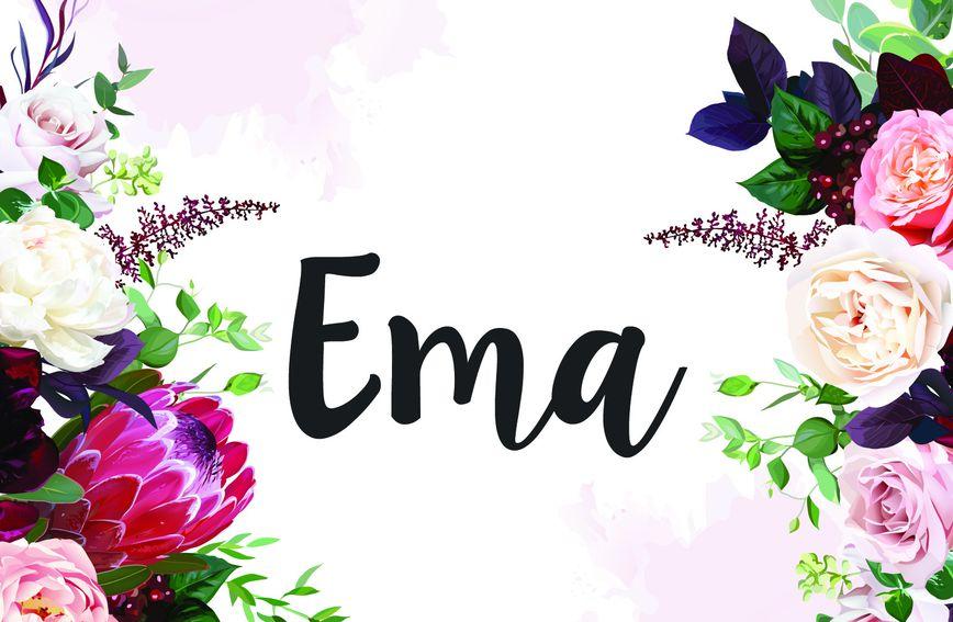 Kakve su osobe koje nose ime Ema?