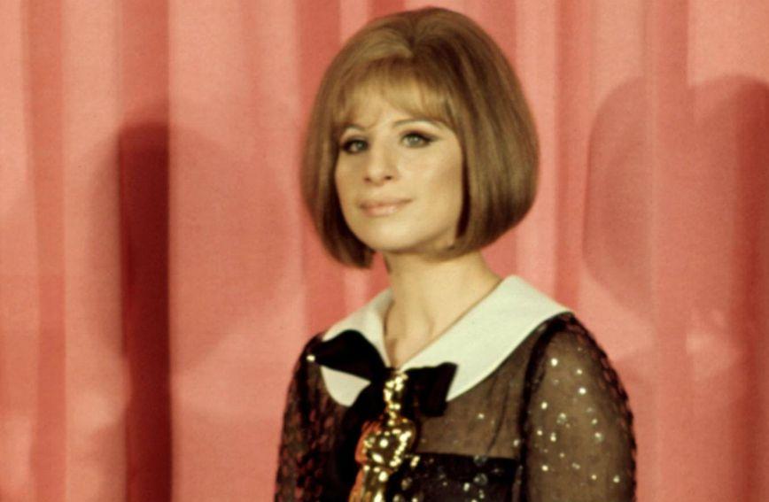 Barbra Streisand na dodjeli Oscara 1969. godine