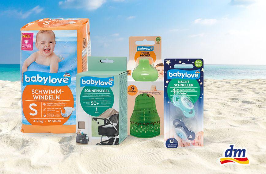Koji će vam proizvodi zaista trebati na plaži s bebom?