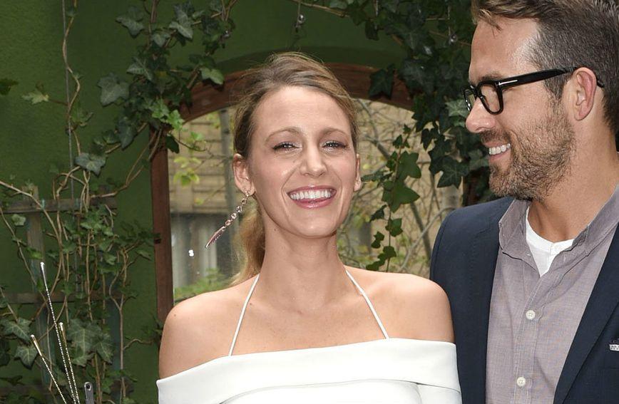 Blake Lively sa suprugom Ryanom Reynoldsom