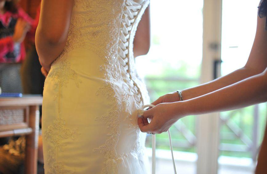 Kuma je desna ruka mladenki ne samo na dan vjenčanja nego i tijekom priprema za taj važan dan