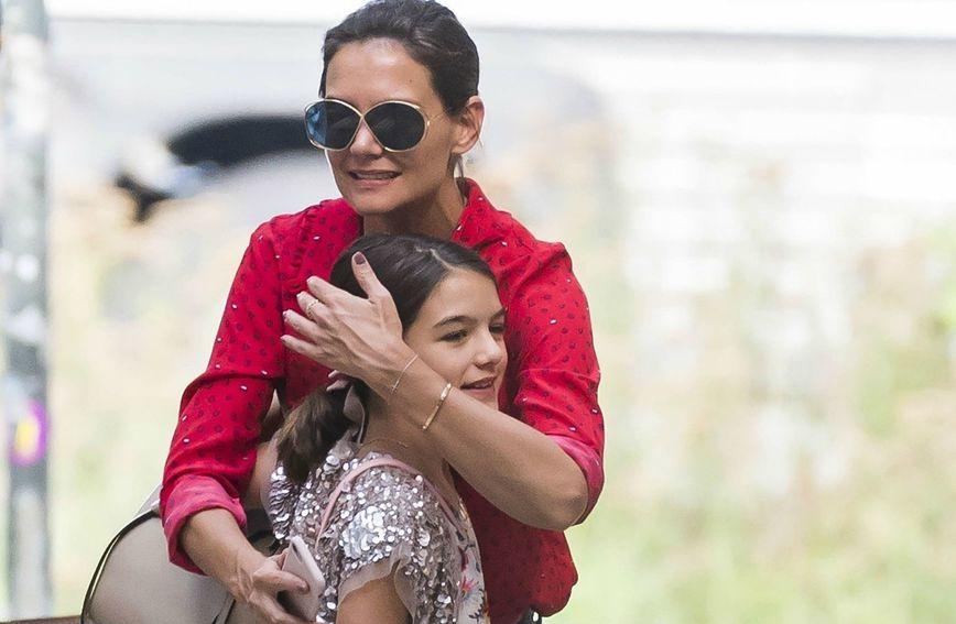 Katie Holmes i njezina kćerkica Suri