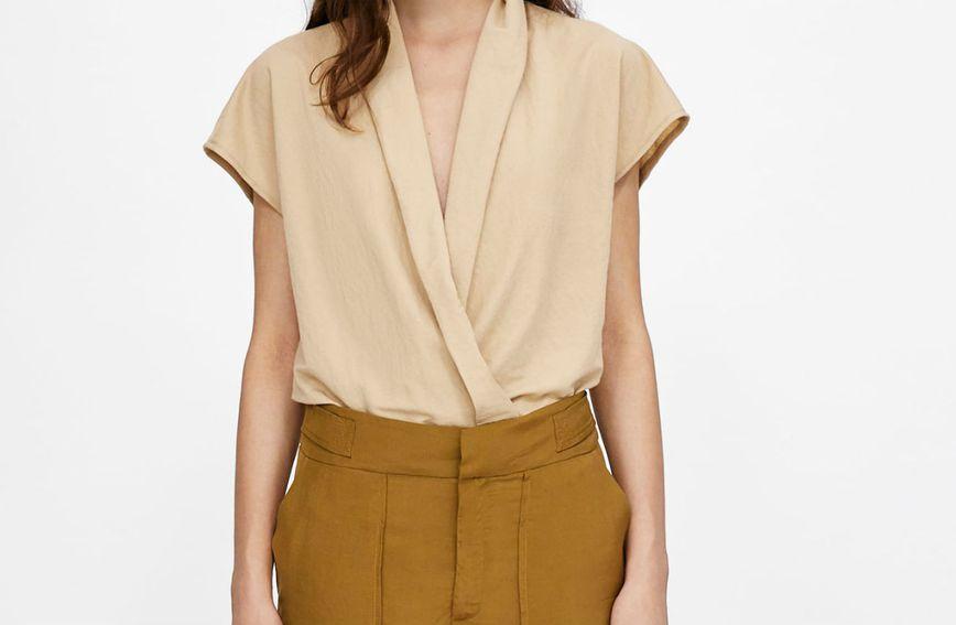 Bodiji se mogu nositi i umjesto bluza