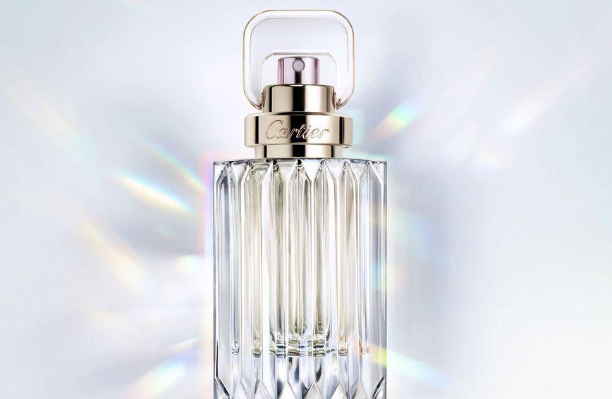 Cartierov parfem Carat odbija svjetlost poput dijamanta