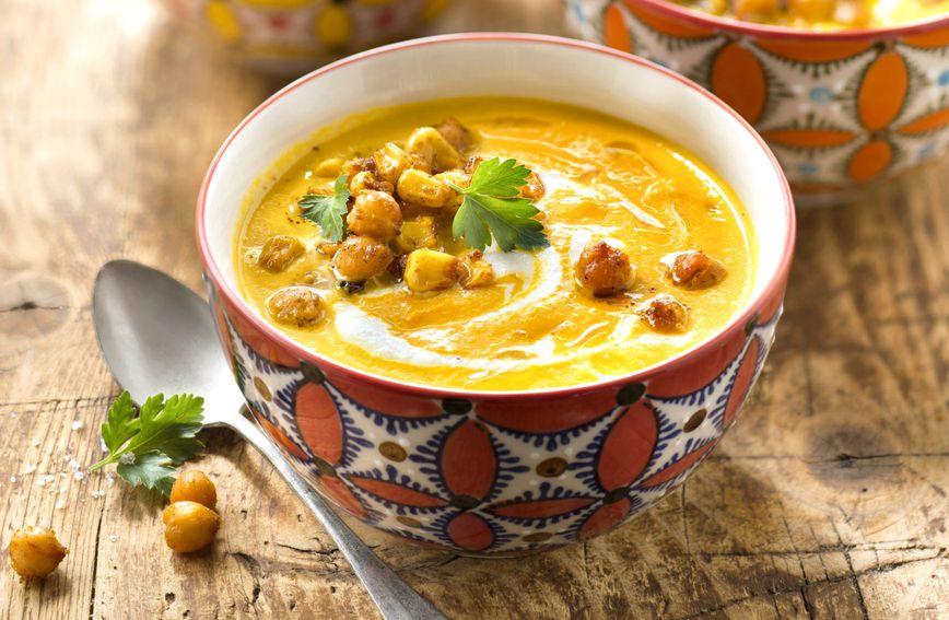Kremasta juha od kukuruza