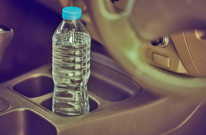 Studije su pokazale da plastične boce pri zagrijavanju ispuštaju štetnu tvar bisfenol A