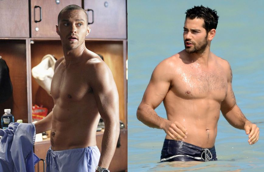 Jesse Williams i Jesse Metcalfe