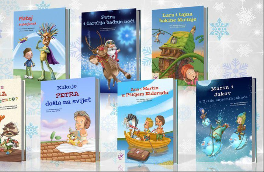 Personalizirane priče i bajke za djecu iz Tvornice snova