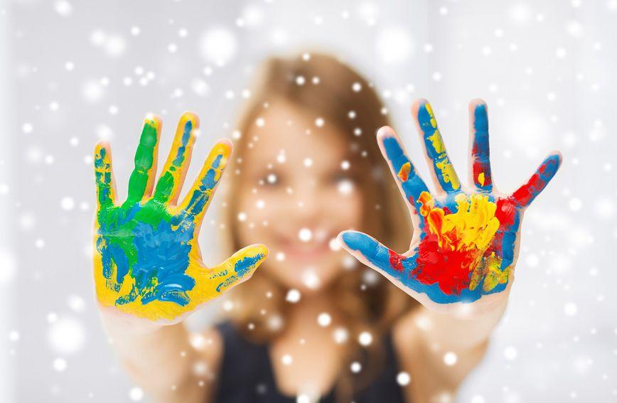 Dječje aktivnosti uz koje će vaši pomladci kvalitetno provesti zimske praznike
