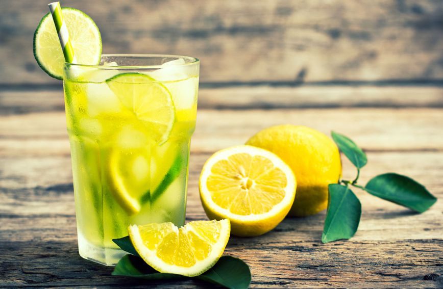 Voda i limun odlični su pokretači probave