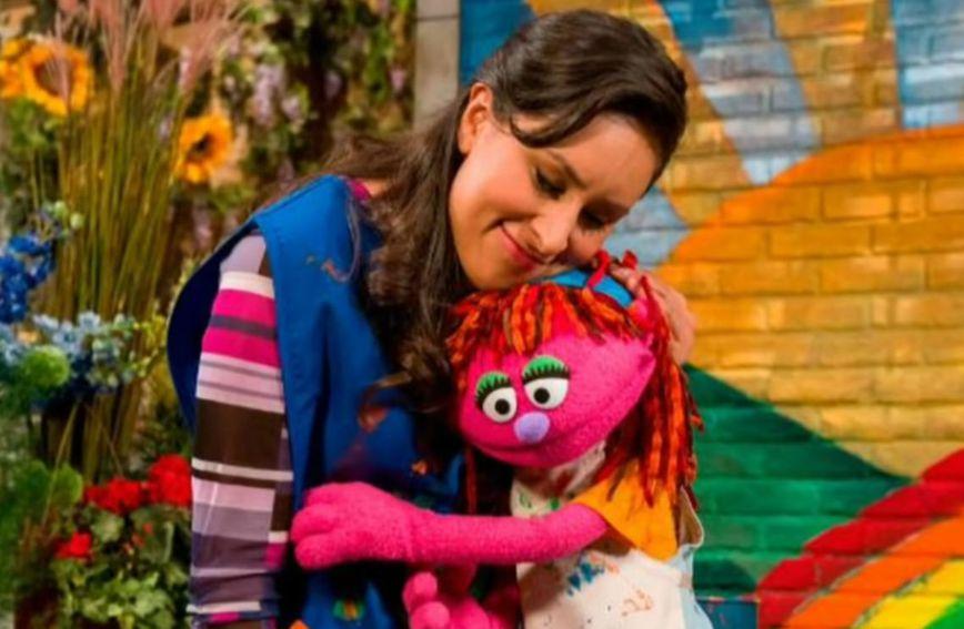 Sedmogodišnja Lily iz lutkarske serije \'Ulica Sezam\' nema dom