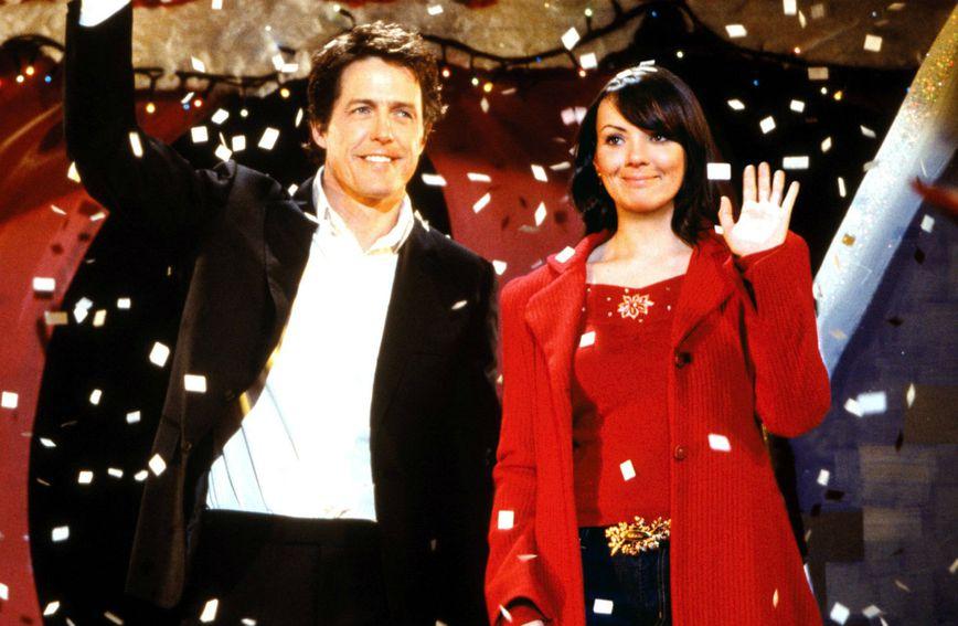 Zapravo ljubav jedan je od najpopularnijih božićnih filmova