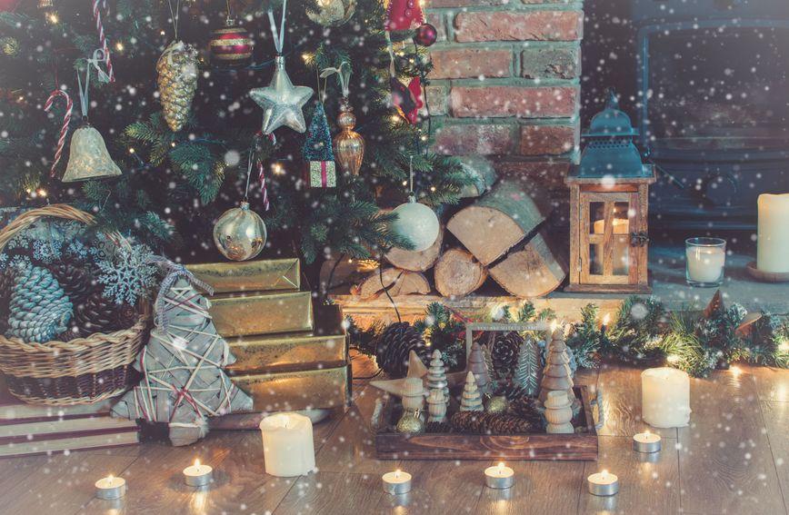 Na popisu onoga što simbolizira Božić je i ukrašavanje doma