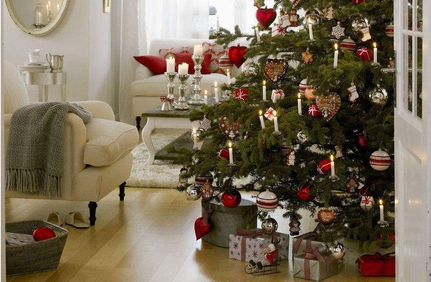 Gledanje u zelenilo, pa tako i u zelenu božićnu jelku, može biti vrlo dobro za zdravlje