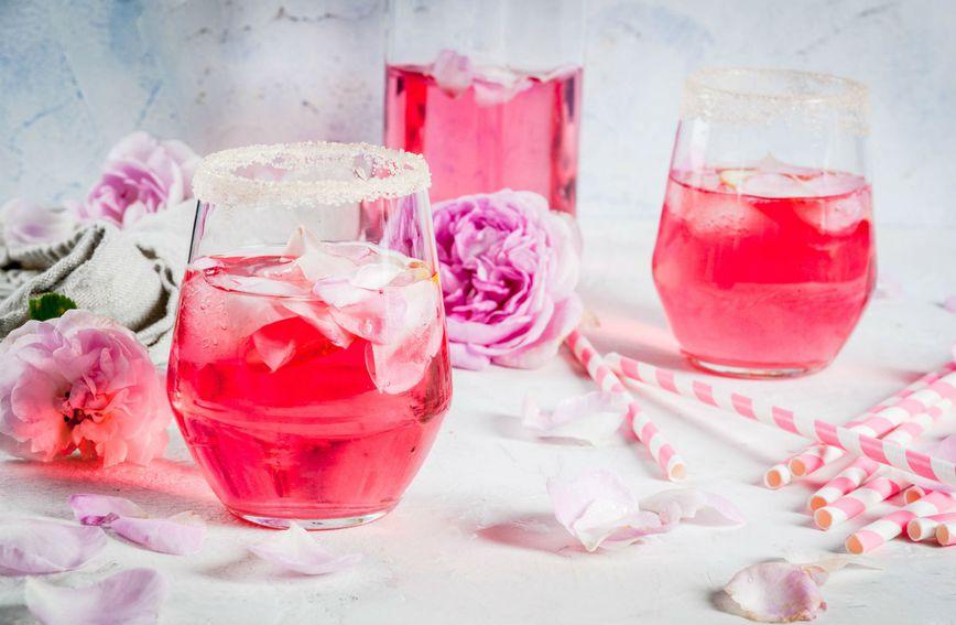 Ružičasto vino mnogima je omiljeno piće