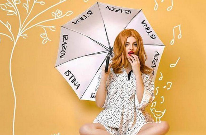 Dizajn kišobrana novi je poslovni pothvat Elle Dvornik
