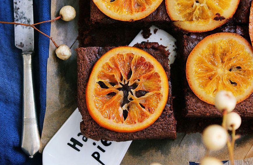 Naranče i čokolada izvrsno se sljubljuju