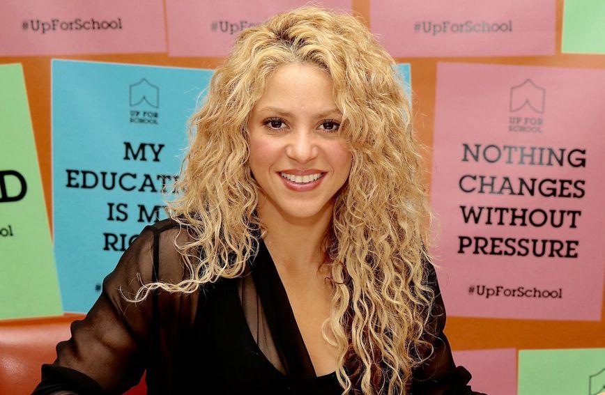 Kolumbijska glazbenica Shakira
