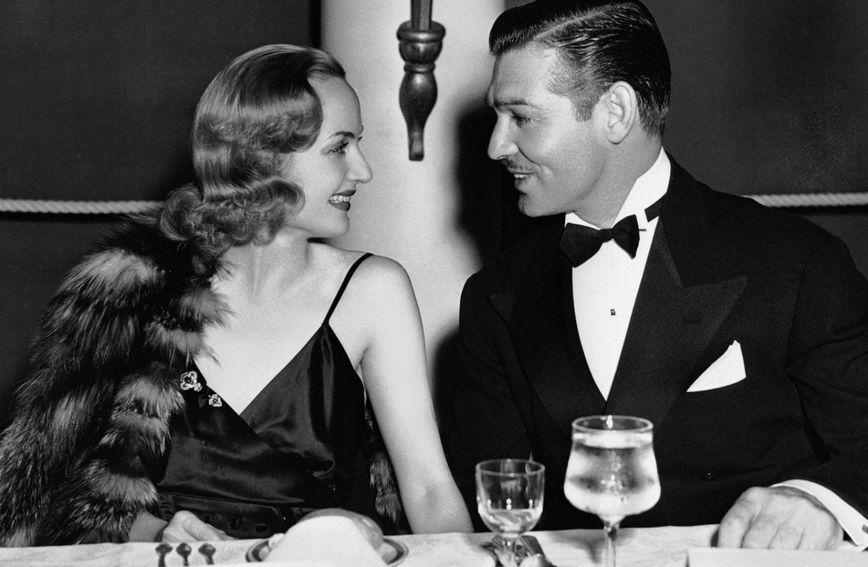 Carole Lombard i Clark Gable bili su jedan od najslavnijih holivudskih parova